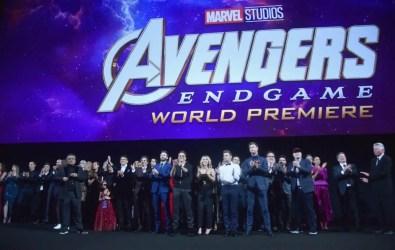 AVENGERS- ENDGAME World Premiere-388