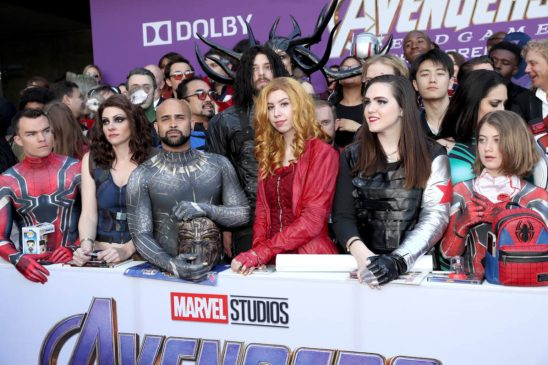 AVENGERS- ENDGAME World Premiere-55