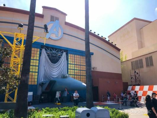 Avengers Assemble in Disney California Adventure