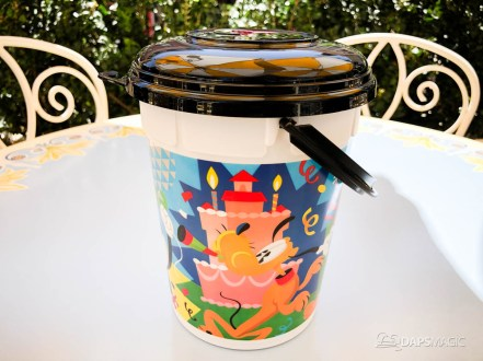 Disney Parks Celebrate Mickey Popcorn Bucket and Mug-4
