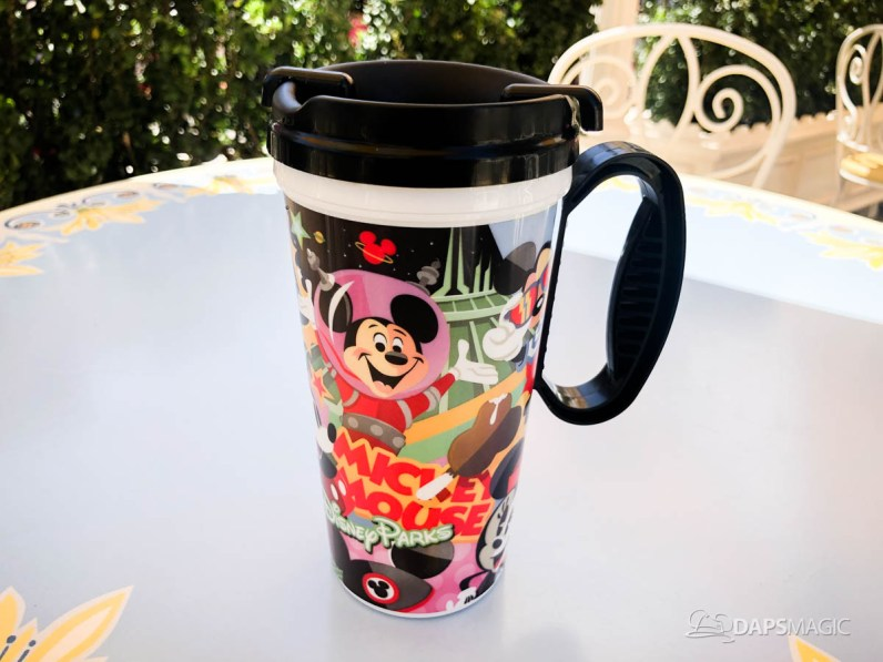 Disney Parks Celebrate Mickey Popcorn Bucket and Mug-5