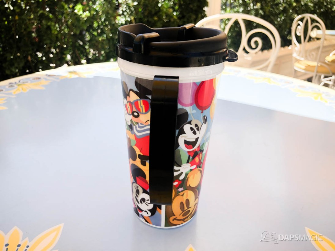 Disney Parks Celebrate Mickey Popcorn Bucket and Mug-8