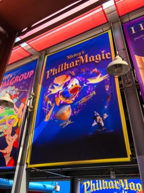Mickey's PhilharMagic Orchestra - Disney California Adventure-9