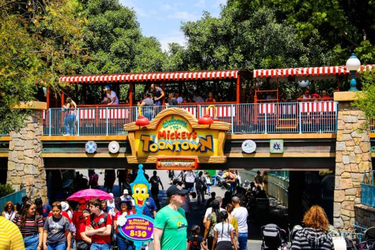 Mickeys Toontown on Day Mickey and Minnies Runaway Railway is Announced for Disneyland-1