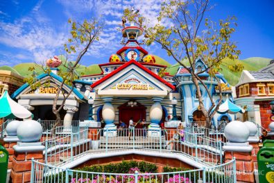 Mickeys Toontown on Day Mickey and Minnies Runaway Railway is Announced for Disneyland-34