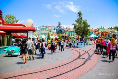 Mickeys Toontown on Day Mickey and Minnies Runaway Railway is Announced for Disneyland-44