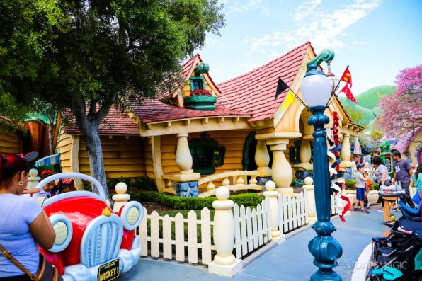 Mickeys Toontown on Day Mickey and Minnies Runaway Railway is Announced for Disneyland-53