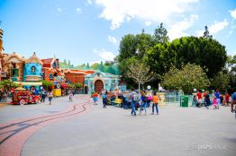 Mickeys Toontown on Day Mickey and Minnies Runaway Railway is Announced for Disneyland-65