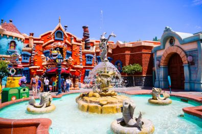 Mickeys Toontown on Day Mickey and Minnies Runaway Railway is Announced for Disneyland-8