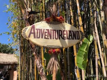 New Adventureland Sign at Disneyland-2