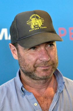 NEW YORK, NEW YORK - APRIL 14: Liev Schreiber attends Disneynature's 'PENGUINS' Premiere hosted by The Cinema Society at AMC Lincoln Square Theater on April 14, 2019 in New York. (Photo by Roy Rochlin/Getty Images for Disney Studios)