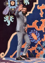 """LOS ANGELES, CA - MAY 21: Numan Acar attends the World Premiere of Disney's """"Aladdin"""" at the El Capitan Theater in Hollywood CA on May 21, 2019, in the culmination of the film's Magic Carpet World Tour with stops in Paris, London, Berlin, Tokyo, Mexico City and Amman, Jordan. (Photo by Alberto E. Rodriguez/Getty Images for Disney) *** Local Caption *** Numan Acar"""