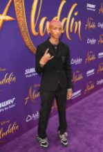 """LOS ANGELES, CA - MAY 21: Jaden Smith attends the World Premiere of Disney's """"Aladdin"""" at the El Capitan Theater in Hollywood CA on May 21, 2019, in the culmination of the film's Magic Carpet World Tour with stops in Paris, London, Berlin, Tokyo, Mexico City and Amman, Jordan. (Photo by Jesse Grant/Getty Images for Disney) *** Local Caption *** Jaden Smith"""