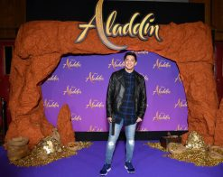"""PARIS, FRANCE - MAY 08: attends the """"Aladdin"""" gala screening at Le Grand Rex on May 08, 2019 in Paris, France. (Photo by Pascal Le Segretain/Getty Images For Disney)"""