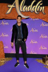 """PARIS, FRANCE - MAY 08: Terence Tell attends the """"Aladdin"""" gala screening at Le Grand Rex on May 08, 2019 in Paris, France. (Photo by Pascal Le Segretain/Getty Images For Disney)"""