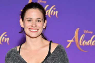 """PARIS, FRANCE - MAY 08: Lucie Lucas attends the """"Aladdin"""" gala screening at Le Grand Rex on May 08, 2019 in Paris, France. (Photo by Pascal Le Segretain/Getty Images For Disney)"""