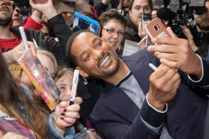 "Will Smith attends the ""Aladdin"" gala screening on May 11, 2019 in Berlin, Germany. .© Disney/Folioscope/Hanna Boussouar"