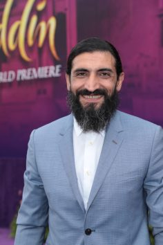 Numan Acar attends the World Premiere of DisneyÕs Aladdin at the El Capitan Theater in Hollywood, CA on Tuesday, May 21, 2019, in the culmination of the filmÕs Magic Carpet World Tour with stops in Paris, London, Berlin, Tokyo, Mexico City and Amman, Jordan. (photo: Alex J. Berliner/ABImages)