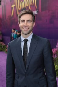 Producer Jonathan Eirich attends the World Premiere of DisneyÕs Aladdin at the El Capitan Theater in Hollywood, CA on Tuesday, May 21, 2019, in the culmination of the filmÕs Magic Carpet World Tour with stops in Paris, London, Berlin, Tokyo, Mexico City and Amman, Jordan. (photo: Alex J. Berliner/ABImages)