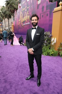 Marwan Kenzari attends the World Premiere of DisneyÕs Aladdin at the El Capitan Theater in Hollywood, CA on Tuesday, May 21, 2019, in the culmination of the filmÕs Magic Carpet World Tour with stops in Paris, London, Berlin, Tokyo, Mexico City and Amman, Jordan. (photo: Alex J. Berliner/ABImages)