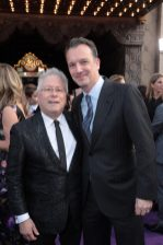 Alan Menken and Sean Bailey attend the World Premiere of DisneyÕs Aladdin at the El Capitan Theater in Hollywood, CA on Tuesday, May 21, 2019, in the culmination of the filmÕs Magic Carpet World Tour with stops in Paris, London, Berlin, Tokyo, Mexico City and Amman, Jordan. (photo: Alex J. Berliner/ABImages)