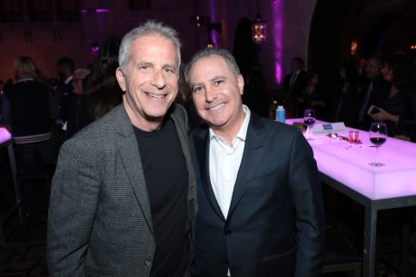 Marc Platt and Alan Bergman attend the World Premiere of DisneyÕs Aladdin after party at the Roosevelt Hotel in Hollywood, CA on Tuesday, May 21, 2019, in the culmination of the filmÕs Magic Carpet World Tour with stops in Paris, London, Berlin, Tokyo, Mexico City and Amman, Jordan. (photo: Alex J. Berliner/ABImages)