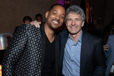Will Smith and Alan Horn attend the World Premiere of Disney's Aladdin after party at the Roosevelt Hotel in Hollywood, CA on Tuesday, May 21, 2019, in the culmination of the film's Magic Carpet World Tour with stops in Paris, London, Berlin, Tokyo, Mexico City and Amman, Jordan. (photo: Alex J. Berliner/ABImages)