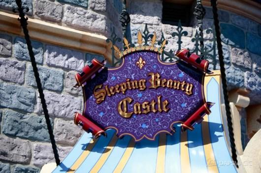 Sleeping Beauty Castle - Disneyland Resort