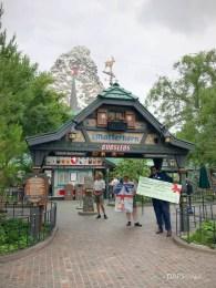 60th Anniversary of Matterhorn Monorail Submarines at Disneyland-1