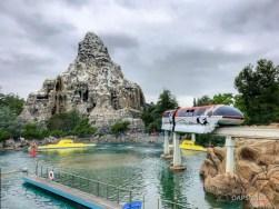 60th Anniversary of Matterhorn Monorail Submarines at Disneyland-2
