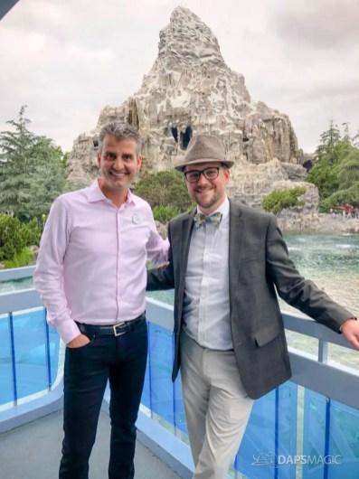 60th Anniversary of Matterhorn Monorail Submarines at Disneyland-3