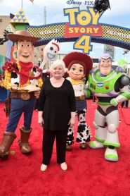 HOLLYWOOD, CA - JUNE 11: June Squibb attends the world premiere of Disney and Pixar's TOY STORY 4 at the El Capitan Theatre in Hollywood, CA on Tuesday, June 11, 2019. (Photo by Alberto E. Rodriguez/Getty Images for Disney) *** Local Caption *** June Squibb