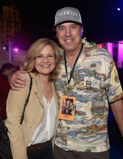 HOLLYWOOD, CA - JUNE 11: (L-R) Bonnie Hunt and Kevin Nealon attend the world premiere of Disney and Pixar's TOY STORY 4 at the El Capitan Theatre in Hollywood, CA on Tuesday, June 11, 2019. (Photo by Alberto E. Rodriguez/Getty Images for Disney) *** Local Caption *** Kevin Nealon; Bonnie Hunt