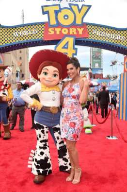 HOLLYWOOD, CA - JUNE 11: Lori Alan attends the world premiere of Disney and Pixar's TOY STORY 4 at the El Capitan Theatre in Hollywood, CA on Tuesday, June 11, 2019. (Photo by Alberto E. Rodriguez/Getty Images for Disney) *** Local Caption *** Lori Alan