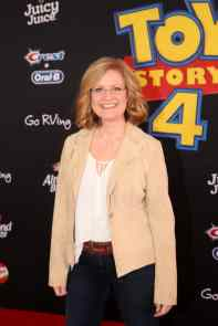 HOLLYWOOD, CA - JUNE 11: Bonnie Hunt attends the world premiere of Disney and Pixar's TOY STORY 4 at the El Capitan Theatre in Hollywood, CA on Tuesday, June 11, 2019. (Photo by Jesse Grant/Getty Images for Disney) *** Local Caption *** Bonnie Hunt