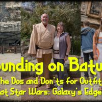 Bounding on Batuu: The Dos and Don'ts for Outfits at Star Wars: Galaxy's Edge