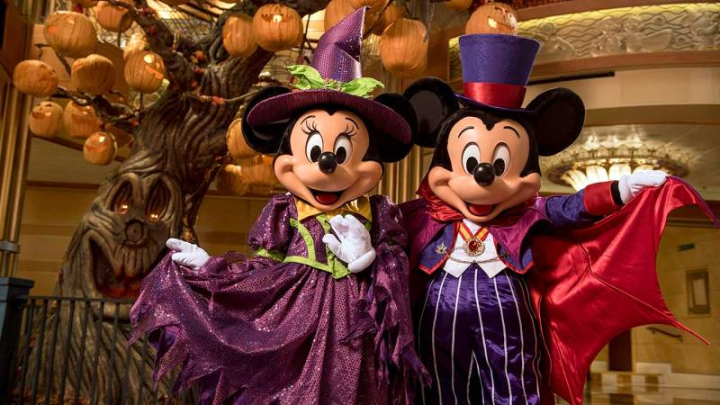 Disney Cruise Line Fall 2020 Itineraries