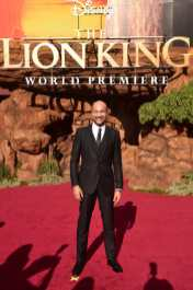"HOLLYWOOD, CALIFORNIA - JULY 09: Keegan-Michael Key attends the World Premiere of Disney's ""THE LION KING"" at the Dolby Theatre on July 09, 2019 in Hollywood, California. (Photo by Alberto E. Rodriguez/Getty Images for Disney)"