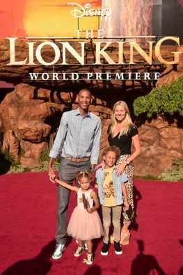 "HOLLYWOOD, CALIFORNIA - JULY 09: Reggie Miller attends the World Premiere of Disney's ""THE LION KING"" at the Dolby Theatre on July 09, 2019 in Hollywood, California. (Photo by Alberto E. Rodriguez/Getty Images for Disney)"