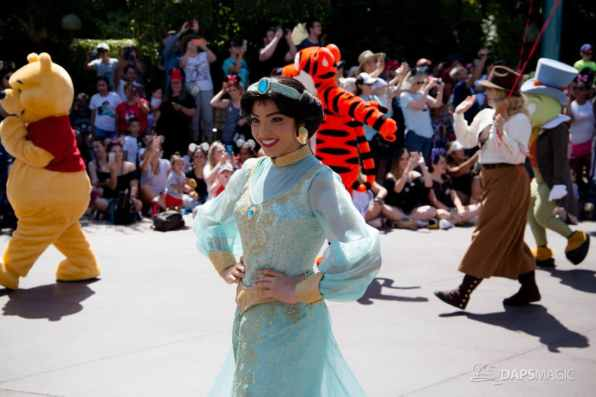 Disneyland 64th Birthday Cavalcade-10