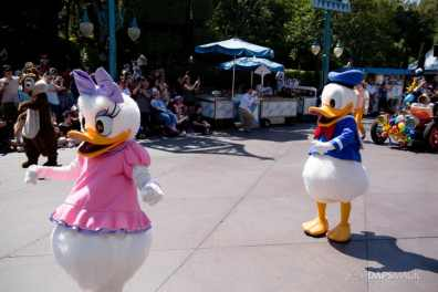 Disneyland 64th Birthday Cavalcade-16