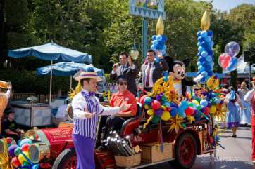 Disneyland 64th Birthday Cavalcade-18