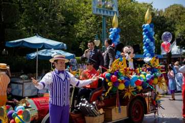 Disneyland 64th Birthday Cavalcade-19