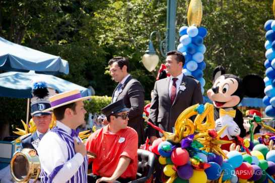 Disneyland 64th Birthday Cavalcade-33
