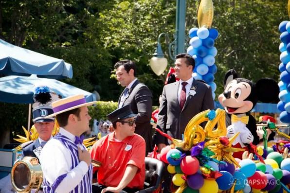 Disneyland 64th Birthday Cavalcade-33