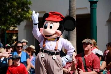 Final Performance Red Car Trolley News Boys at Disney California Adventure-15