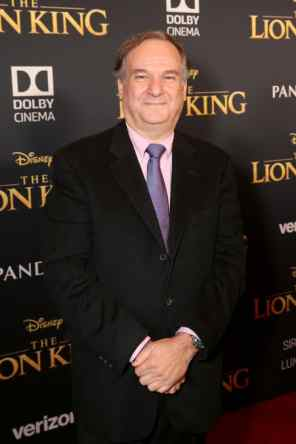 "HOLLYWOOD, CALIFORNIA - JULY 09: VFX Supervisor Robert Legato attends the World Premiere of Disney's ""THE LION KING"" at the Dolby Theatre on July 09, 2019 in Hollywood, California. (Photo by Jesse Grant/Getty Images for Disney)"