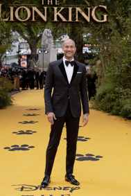 Keegan-Michael Key attends the European Premiere of DisneyÕs ÒThe Lion KingÓ at the Odeon Leicester Square on 14th July 2019 in London, UK