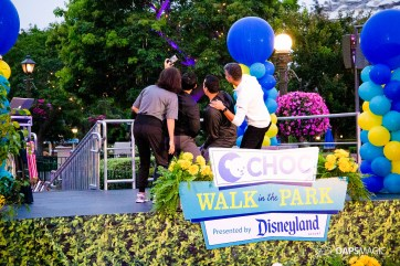 CHOC Walk in the Park at Disneyland 2019-21
