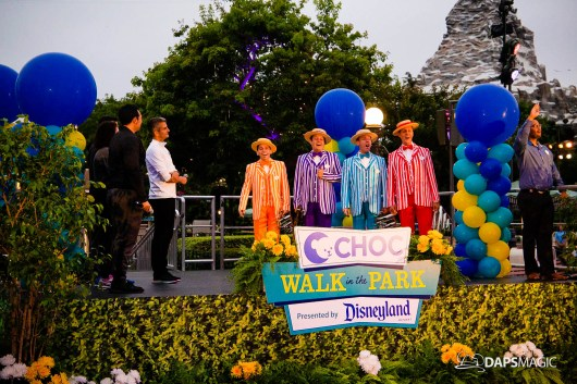 CHOC Walk in the Park at Disneyland 2019-23